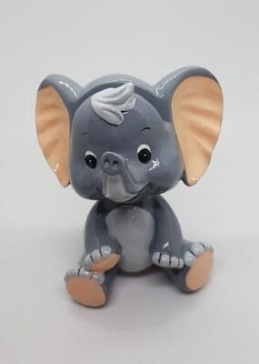 Brillenhalter Elefant