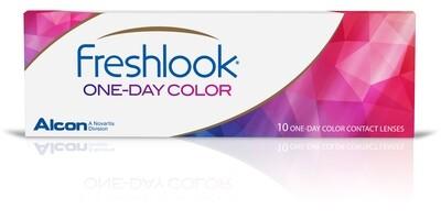 Freshlook Farbige Tageslinse
