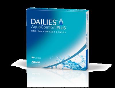 Dailies Aqua Comfort Plus 90er
