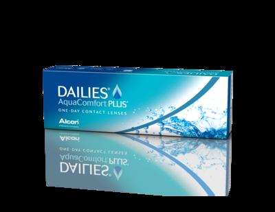 Dailies Aqua Comfort Plus 30er