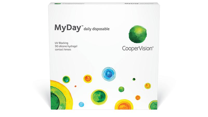MyDay 1-Day - 90 Pack