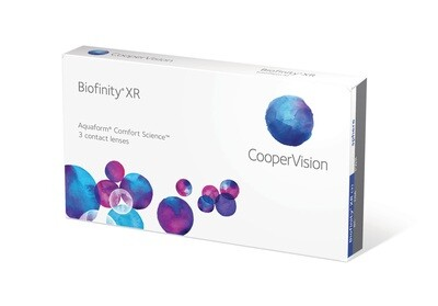 Biofinity Sphere XR - 6 Pack