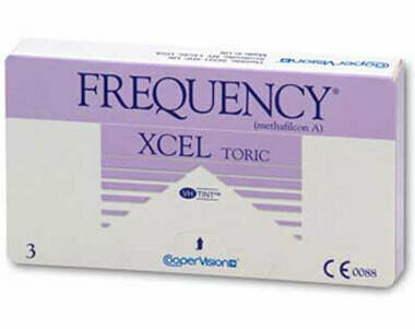 Frequency Xcel Toric XR - 3 Pack