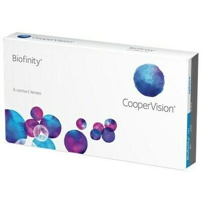 Biofinity Sphere - 6 Pack