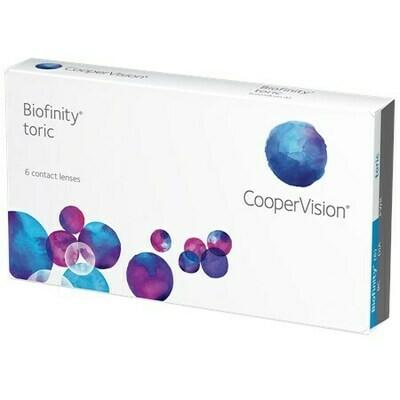 Biofinity Toric - 3 Pack
