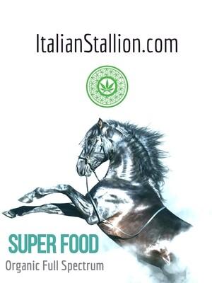 1kg Equine SUPERFOOD pellets supplement (6,600mg)