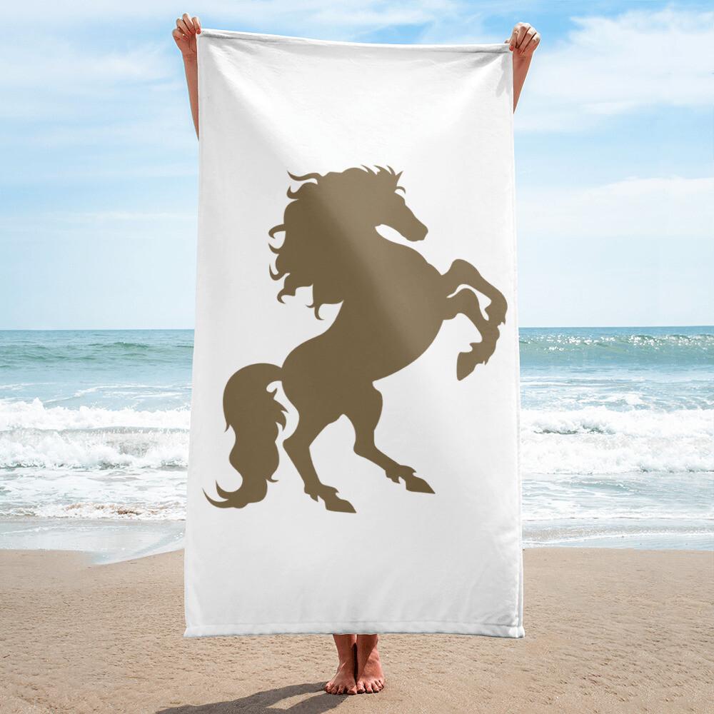 Italian Stallion Towel