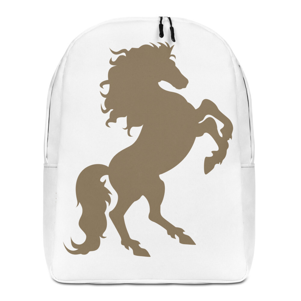 Italian Stallion Minimalist Backpack