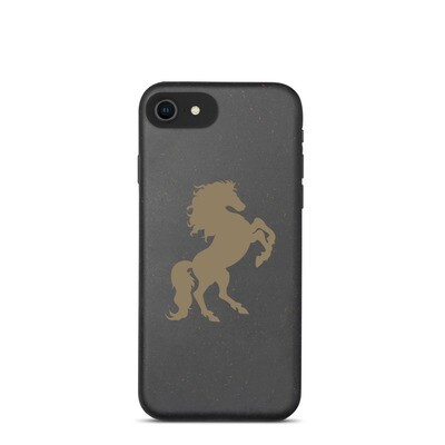 Italian Stallion Bio degradable iPhone case