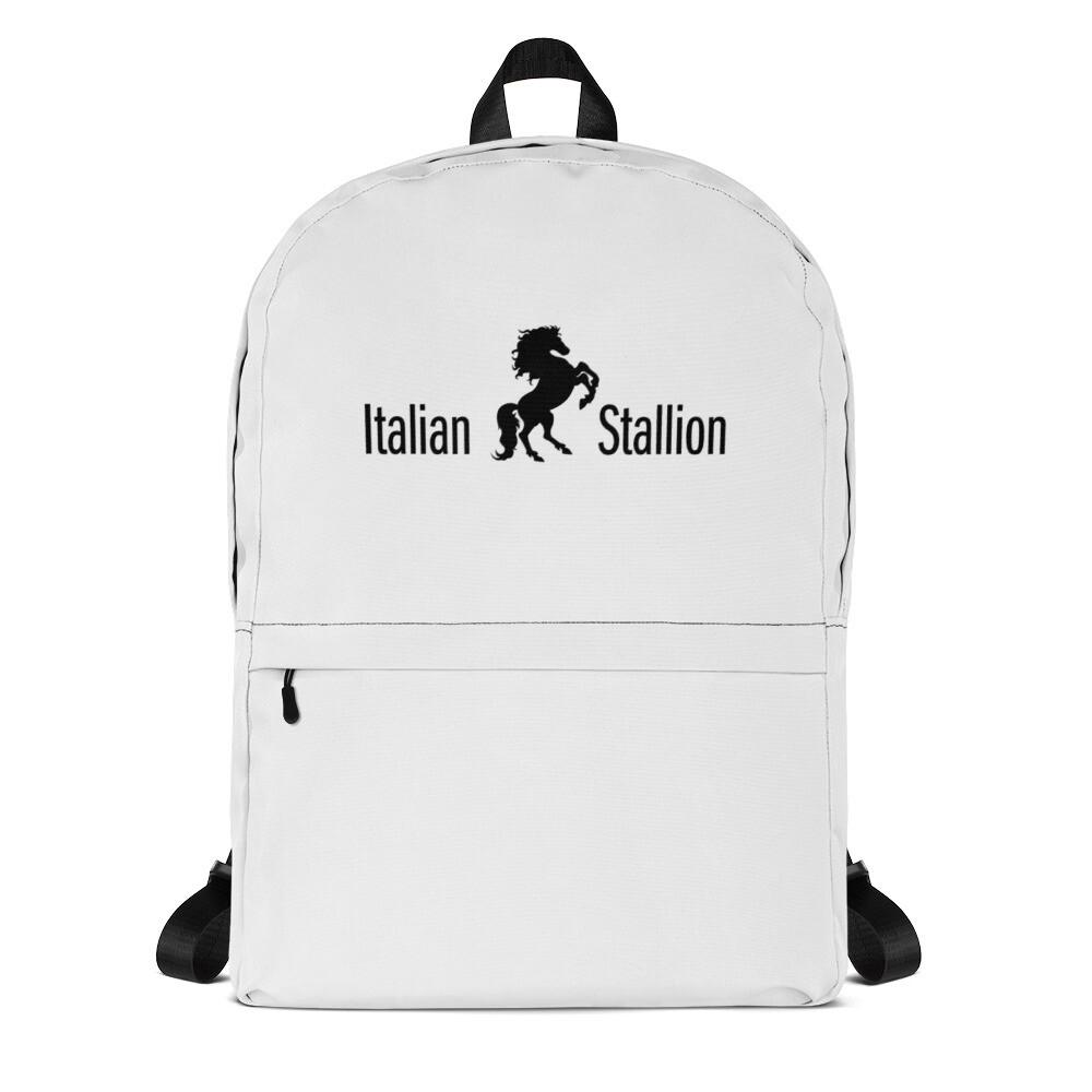 Italian Stallion Backpack