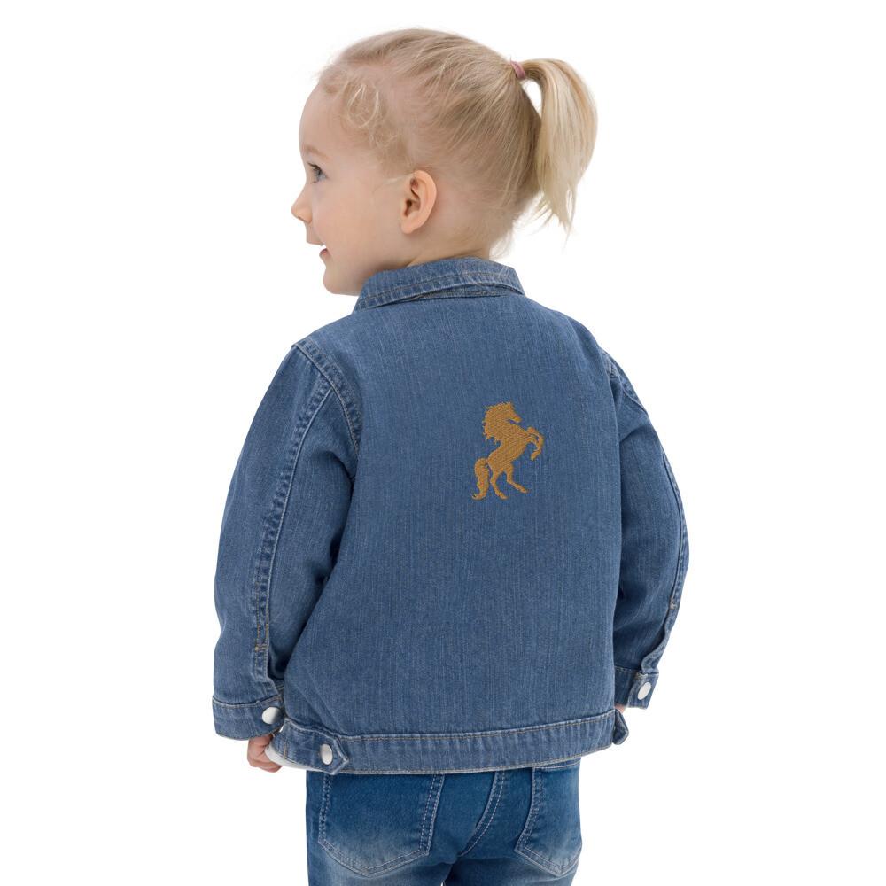Italian Stallion Baby Organic Jacket