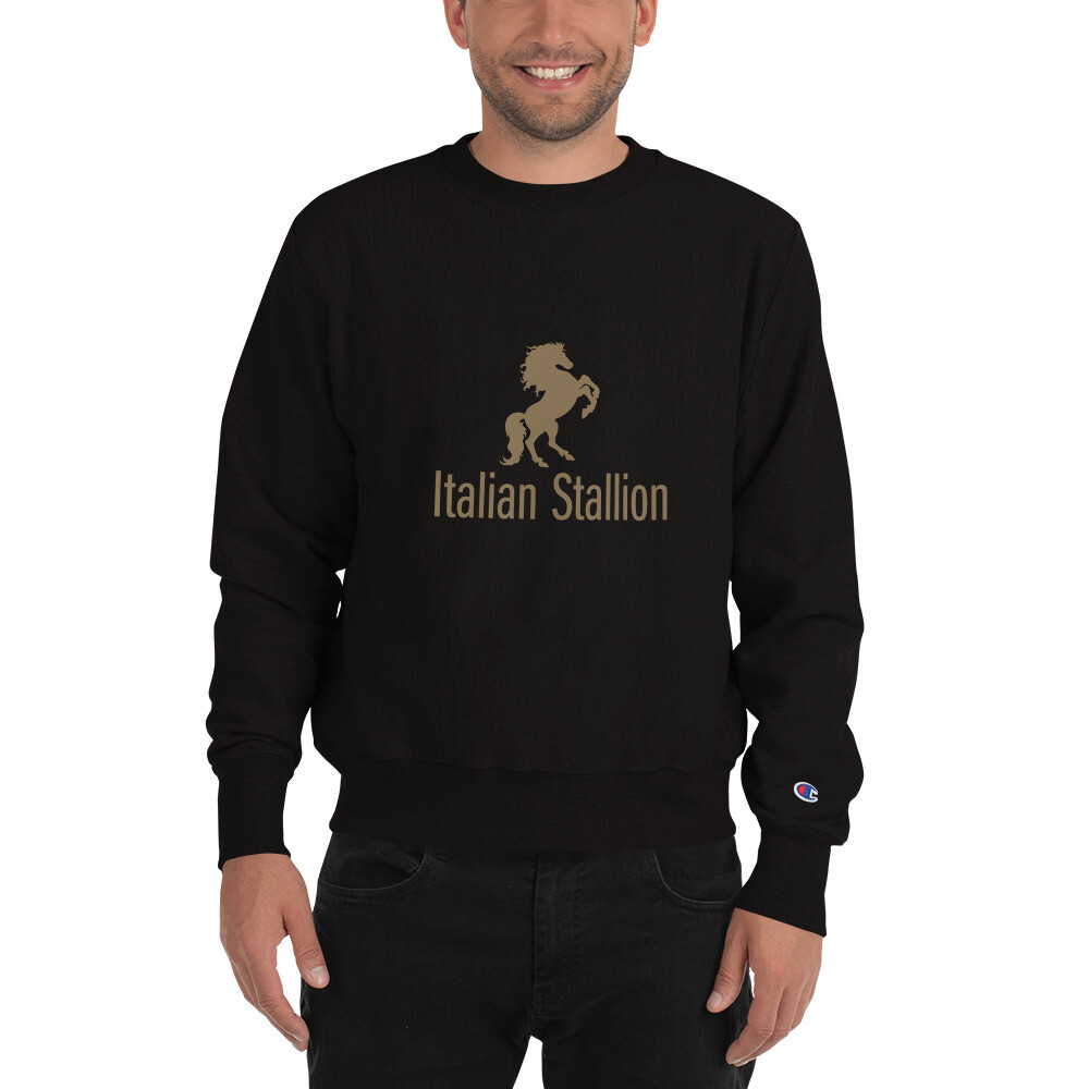 Italian Stallion Champion Sweatshirt