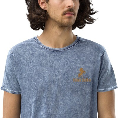 Italian Stallion Denim T-Shirt