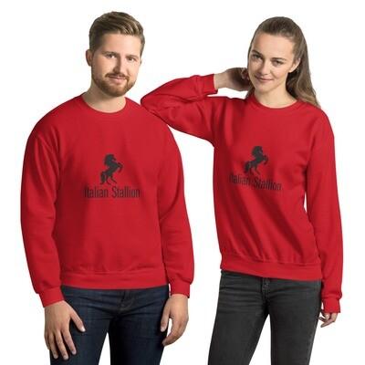 Italian Stallion Unisex Sweatshirt