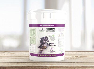 Italian Stallion 10kg Equine SUPERFOOD Pellets