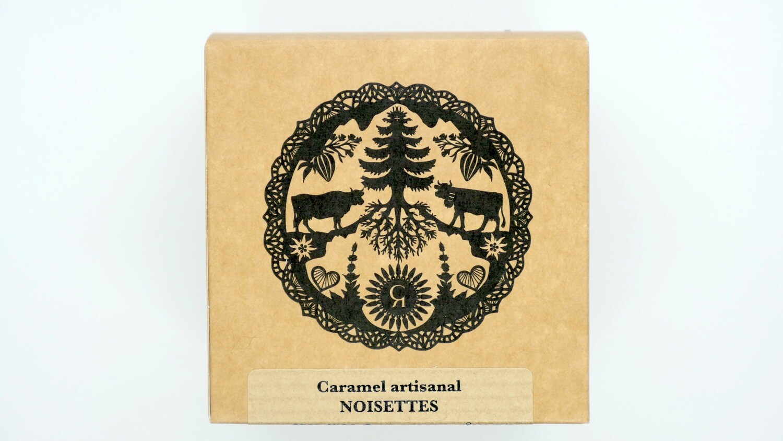 Caramels Noisettes