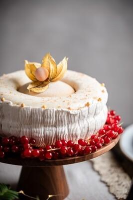 Bûche glacée Vanille-Spéculos-Caramel