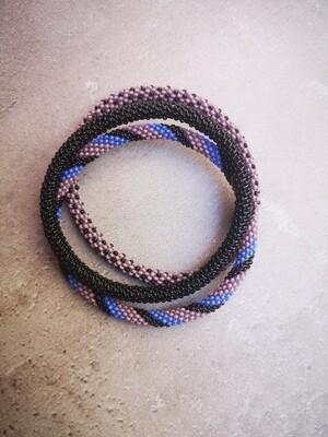 Djigbodi ( patience ) set de 3 bracelets