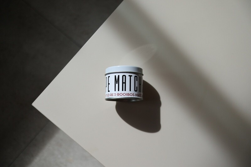 Cape Matcha - Fermented / Unfermented Rooibos Matcha