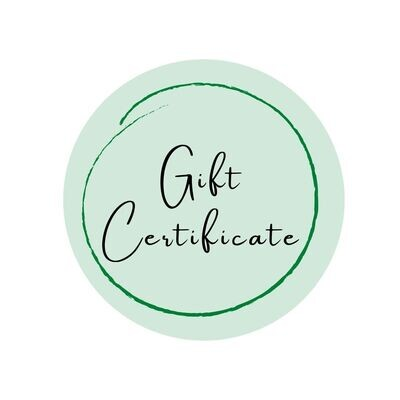 Gift Certificate - 90 min.