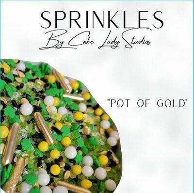 """""""Pot of Gold"""" Sprinkles"""