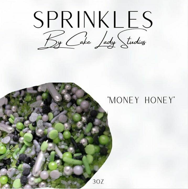 """""""Money Honey"""" Sprinkles"""
