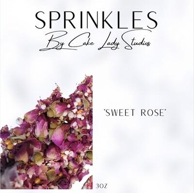 """""""Sweet Rose"""" Sprinkles"""