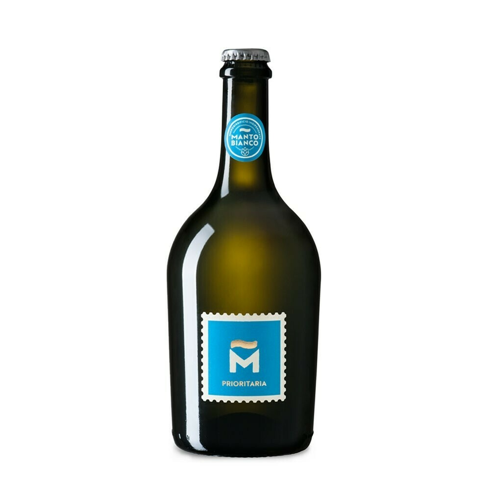 "Birra Artigianale ""Prioritaria"" - Manto Bianco"