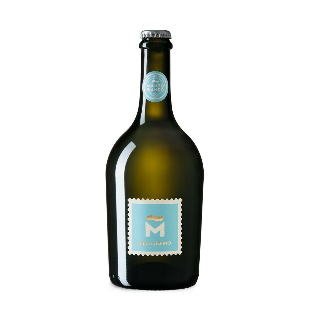 "Birra Artigianale ""Biancospino"" - Manto Bianco"