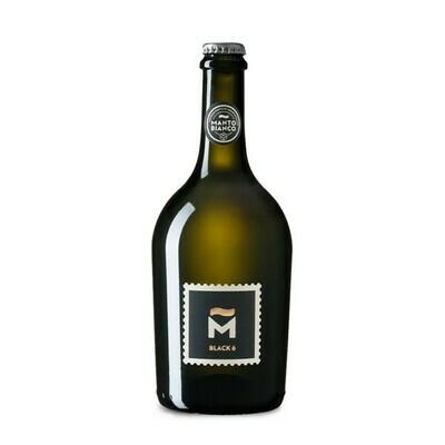 Birra Artigianale BLACK 6 Manto Bianco