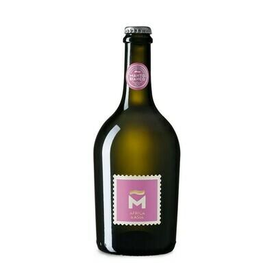 Birra Artigianale AFRICA E ASIA Manto Bianco