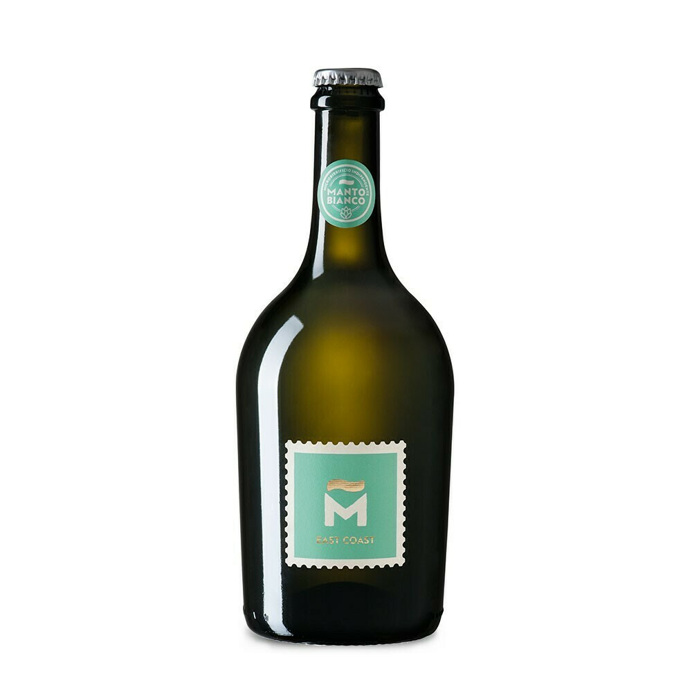 Birra Artigianale EAST COAST Manto Bianco