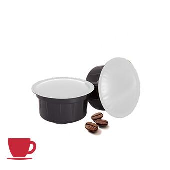 Caffitaly* Espresso Cremoso ROSSO pz. 10