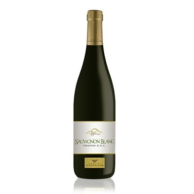 VINO BIANCO | Trentino D.O.C. Sauvignon Blanc 2017 Cantina Vivallis