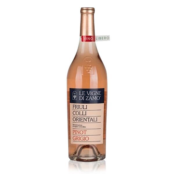 ROSATO   Colli Orientali del Friuli D.O.C. Pinot grigio ramato 2016 - Le Vigne di Zamò