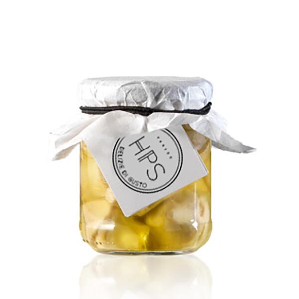 SOTT'OLIO | Carciofi interi in olio di Oliva 190 g