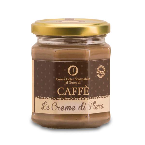Crema spalmabile al caffè Le creme di Piera 220 g