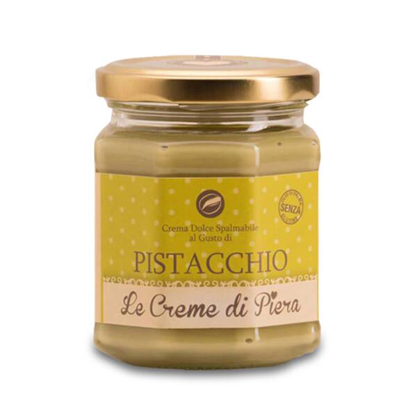 Crema spalmabile al pistacchio Le creme di Piera 220 g