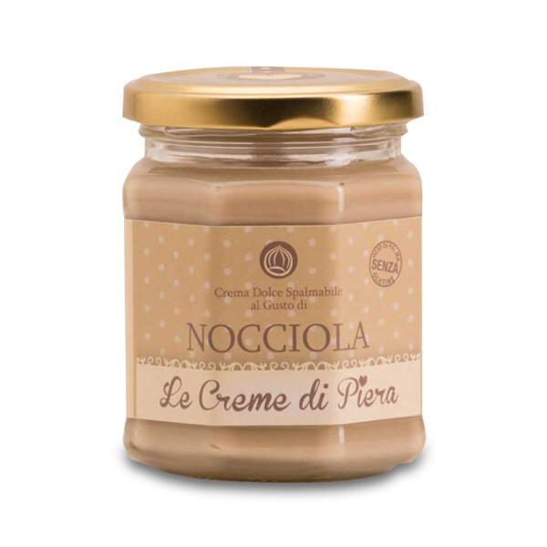 Crema dolce spalmabile al gusto di Nocciola