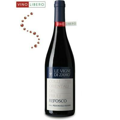 ROSSO | Colli Orientali del Friuli D.O.C. Refosco dal peduncolo rosso 2015 - Le Vigne di Zamò
