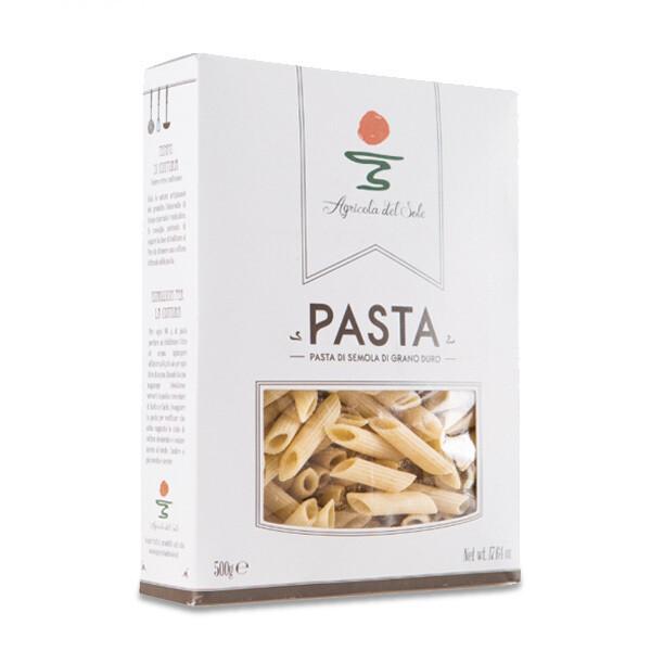 PASTA | Pennette Rigate 500 g - Agricola del Sole