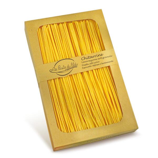 PASTA | Chitarrine al'uovo 250 g - La Pasta di Aldo
