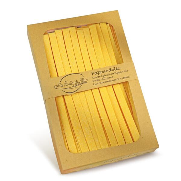 PASTA | Pappardelle all'uovo 250 g - La Pasta di Aldo