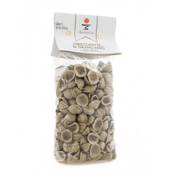 PASTA | Orecchiette al Grano Arso 500 g - Agricola del Sole