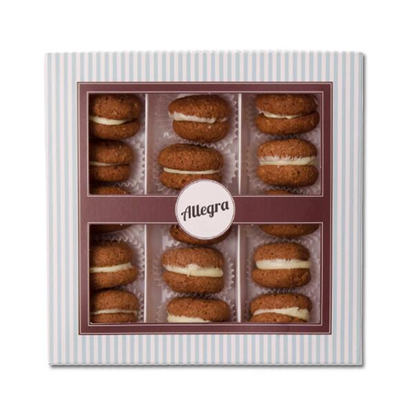 Baci Toscani al Cacao 140 g Marabissi