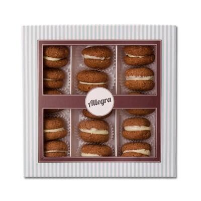 Baci Toscani al Cacao 140 g - Marabissi