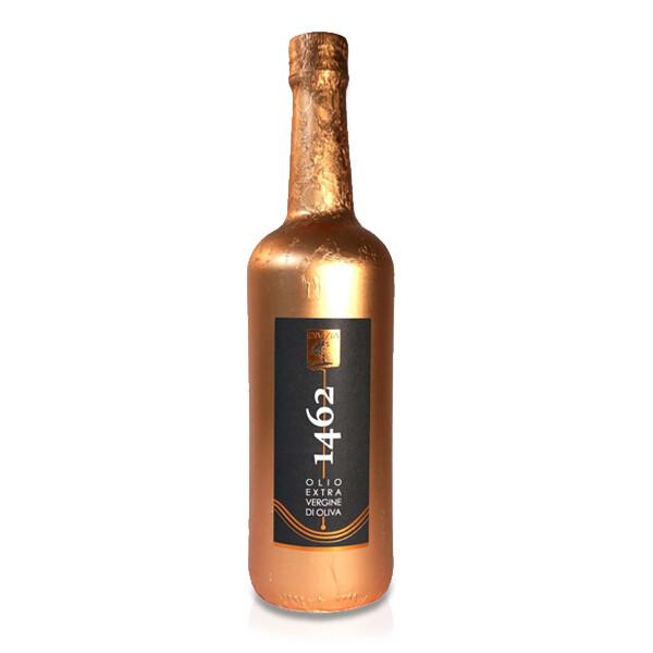 OLIO |  Olio Extravergine di oliva non filtrato I sapori dell'arca 750 ml