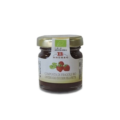 Composta BIO Fragole 40 g