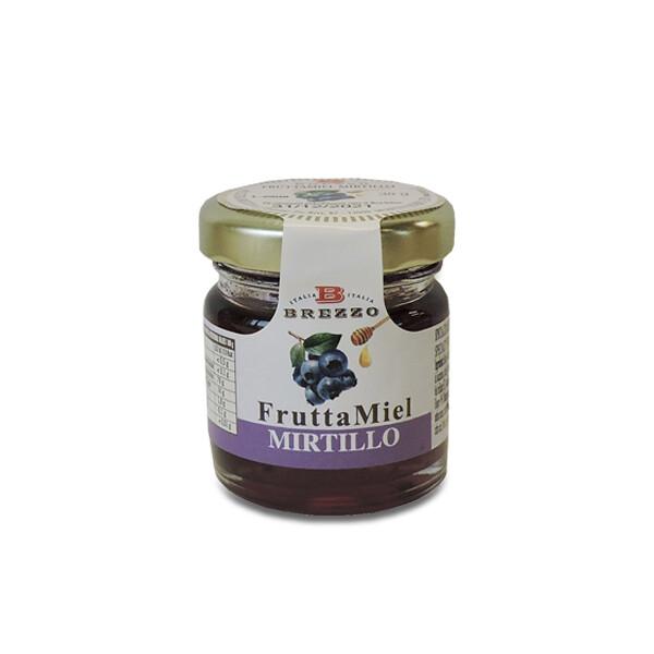 Fruttamiel Mirtillo Brezzo 38 g
