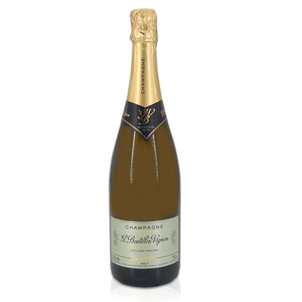 BOLLICINE | Champagne Boutillez Vignon premier cru blanc de blancs brut